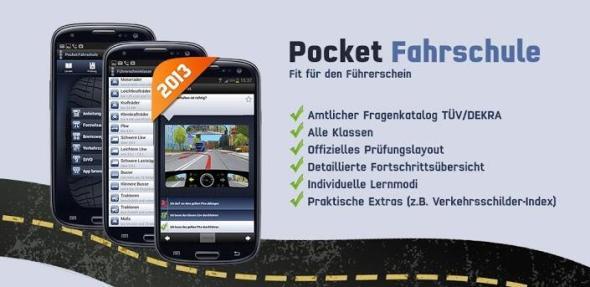 Pocket Fahrschule - Führerschein Theorie Prüfung 2013