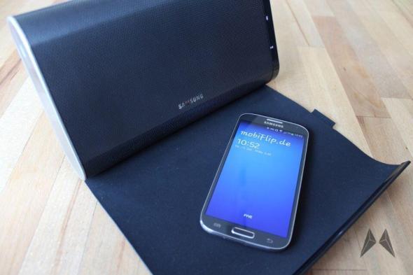 Samsung Design-Bluetooth Lautsprecher DA-F60 IMG_3477