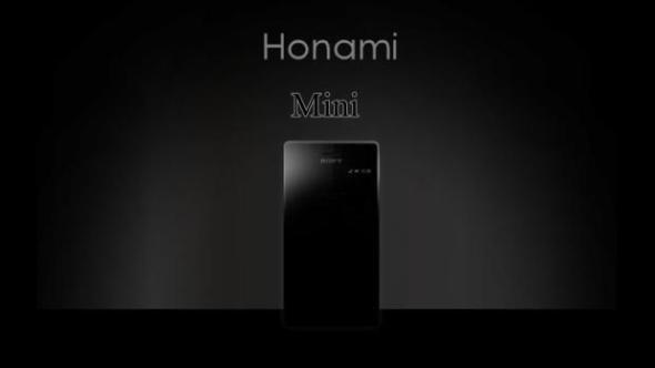 sony honami mini