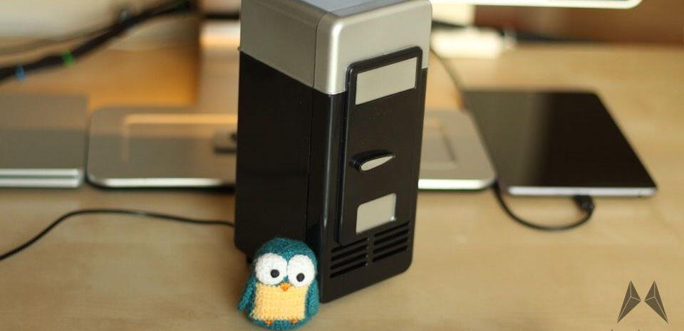 Mini Kühlschrank Mit Usb Anschluss : Usb kühlschrank ausprobiert verlosung