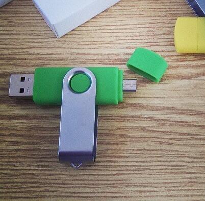 USB und MicroUSB Speicherstick