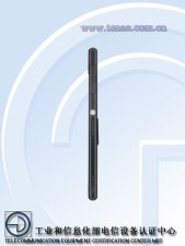 Xperia-Honami-Z1-L39h-Model-Network-License-Passed-Official-Picture-Exposed-Side-Profile-of-Power-Button