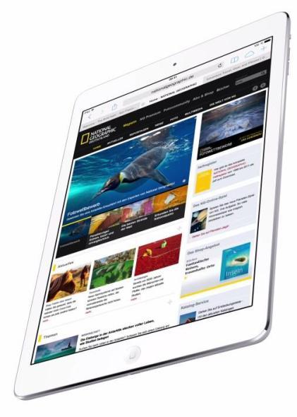 Apple ipad air tablet (2)