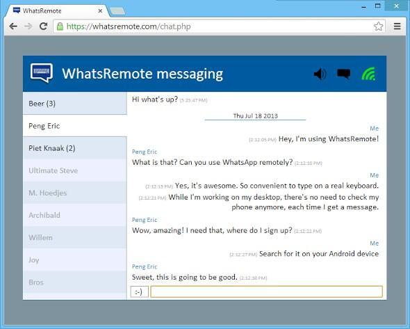 WhatsRemote 1