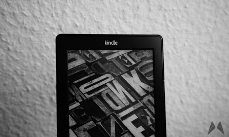 Amazon Kindle Header