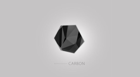 Carbon Android Logo Header