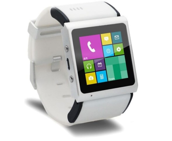 GooPhone SmartWatch Android (2)
