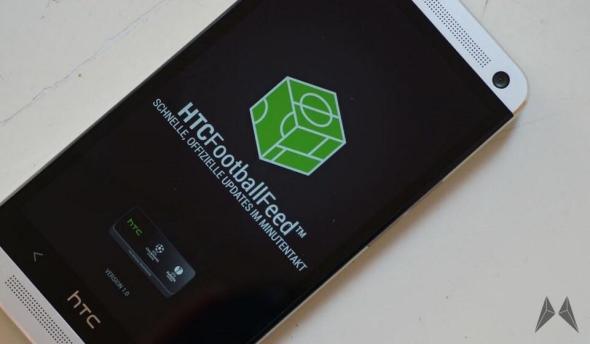 HTC FootballFeed Header