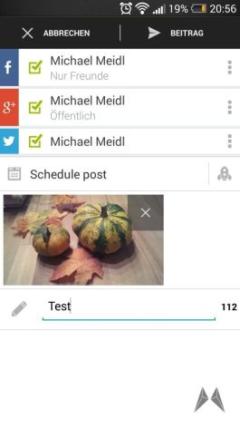 Jift Multi Socail Network App Screenshot_2013-11-05-20-56-08
