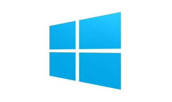 Microsoft Windows Logo Header