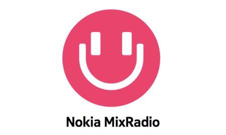 Nokia MixRadio Header