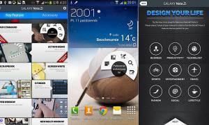 Samsung Galaxy Note 3 Experience App