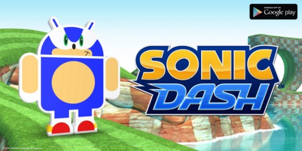 Sonic Dash Android 1