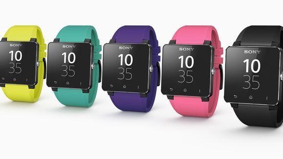 Sony Smartwatch 2 Armbänder