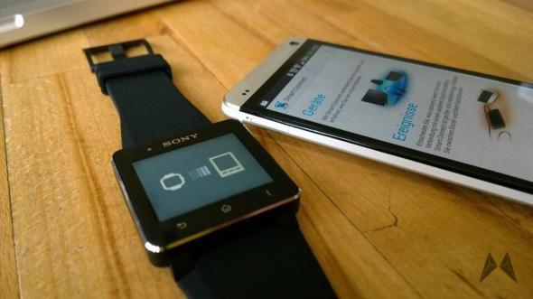 Sony Smartwatch 2 Inbetriebnahme WP_20131115_14_19_51_Pro