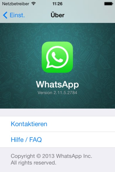 WhatsApp iOS Messenger Update (17)