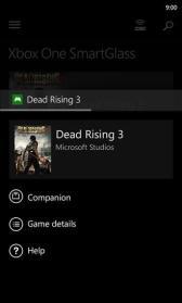 Xbox One SmartGlass Screens (2)