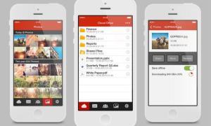 mega ios app 1