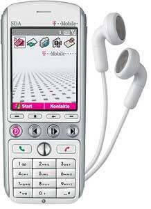SDA Music sollte ein iPod unter Handys werden. Nur ist es viel zu