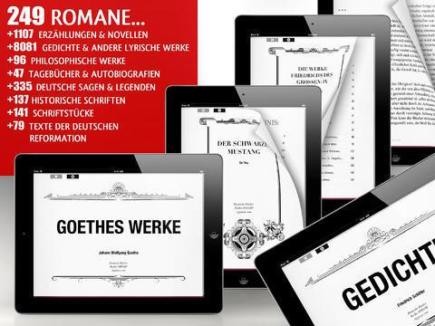 Deutsche Bücher für iOS