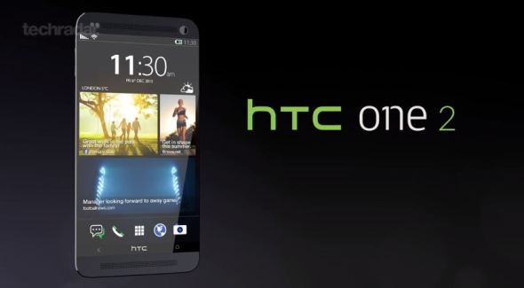 HTC One 2 Konzept