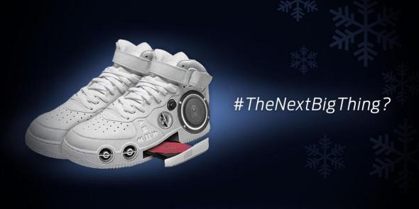 Nokia Smart Shoes