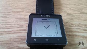 Sony Smartwatch 2 Firmwareupdate 2013-12-04 11.15.59