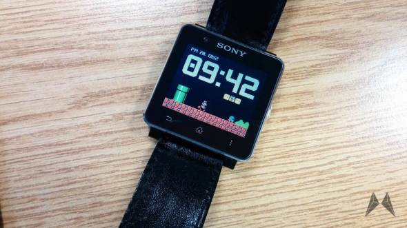Sony Smartwatch 2 LowPower-Mode 2013-12-20 09.42.42