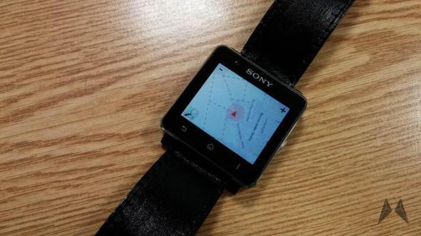 Sony Smartwatch 2 SW2 2013-12-11 07.54.39
