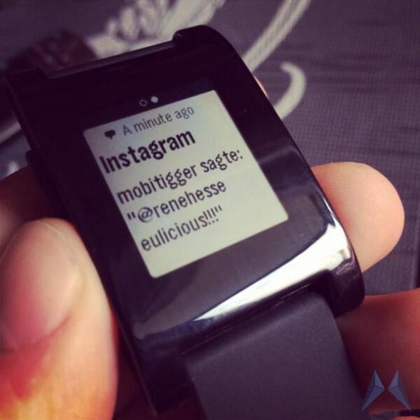 instagram pebble
