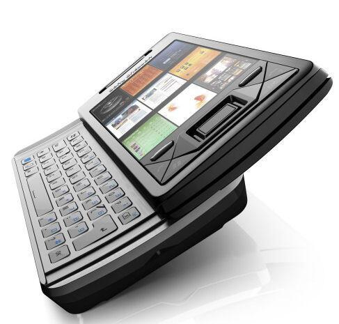 Sony-Ericsson Xperia X1 aka HTC Kovsky - Eleganz pur