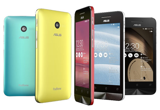 ASUS Announces ZenFone 4, ZenFone 5 and ZenFone 6