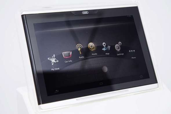 Audi Smart Display Android Tablet