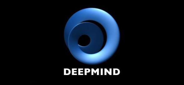 DeepMind Logo Header