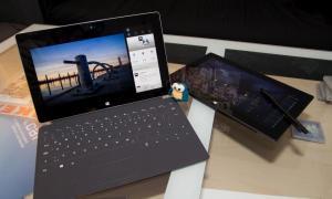Surface 2 und Surface Pro 2