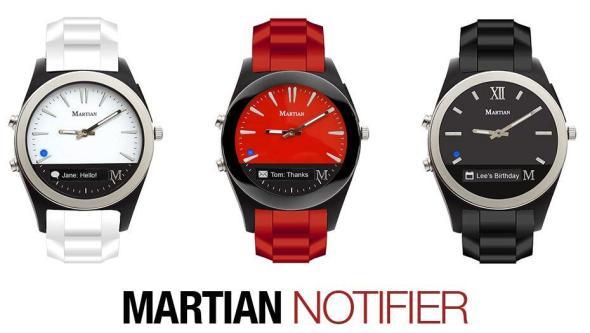 Martian Notifier