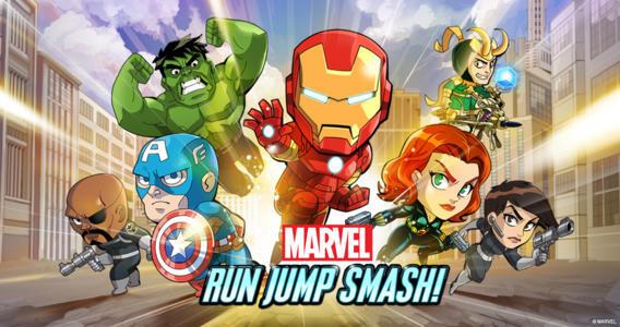 Marvel JRS