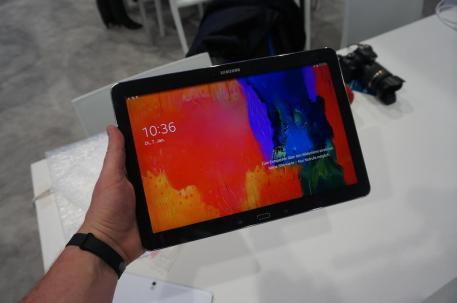 Samsung Galaxy Note Pro 1