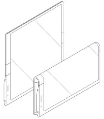Samsung-Patent für gebogene Displays 02