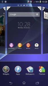 Sony D6503 Screen 2