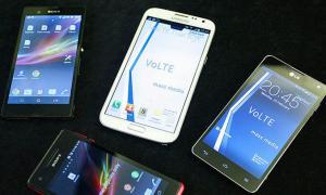 Telefonica-VoLTE-Demo-Smartphones