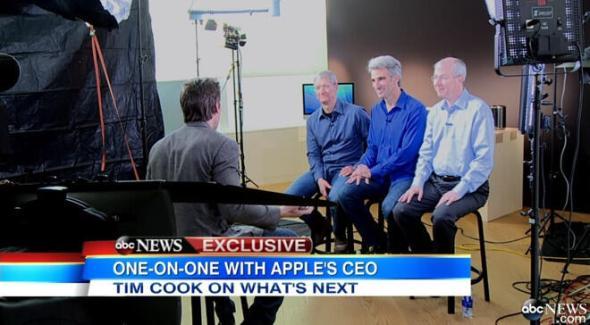Tim Cook Interview