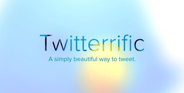 Twitterrific Header