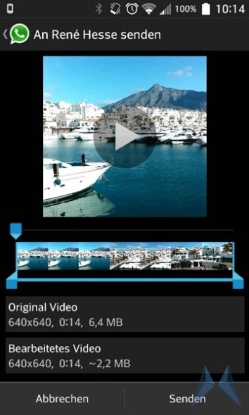 whatsapp video editor 1