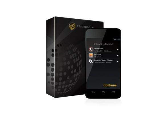 Blackphone Verpackung