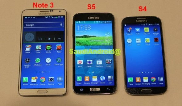 Galaxy S4 S5 Note 3