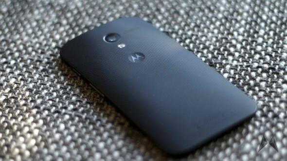 Moto X - Das derzeitige Top-Modell von Motorola