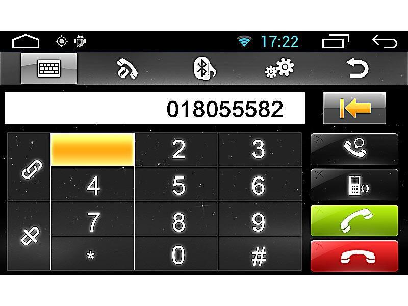 NavGear Android-Autoradio DSR-N 270 (5) 7