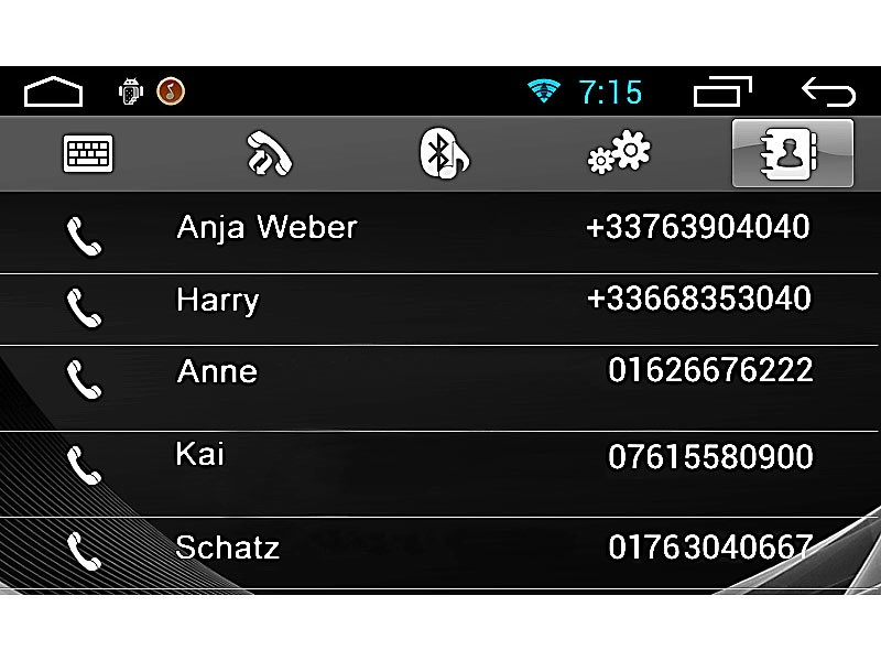 NavGear Android-Autoradio DSR-N 270 (8) 2