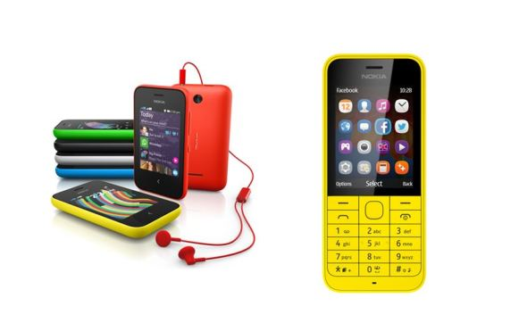 Nokia Asha MWC 2014 Header